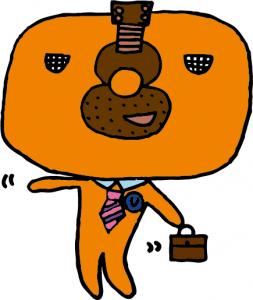 ウクレンジャーオレンジ